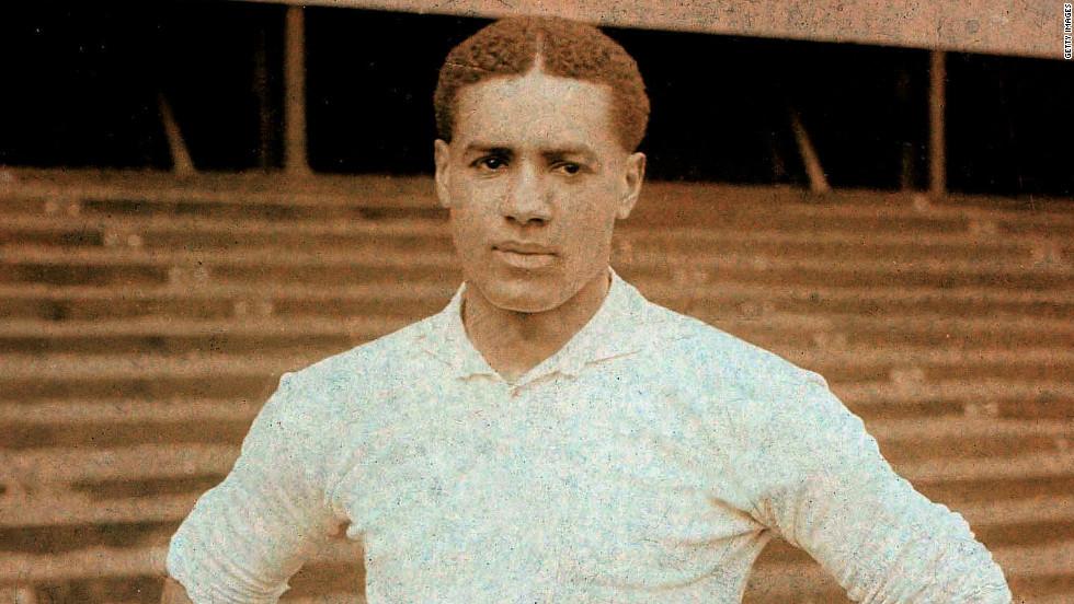 Walter Tull Footballer