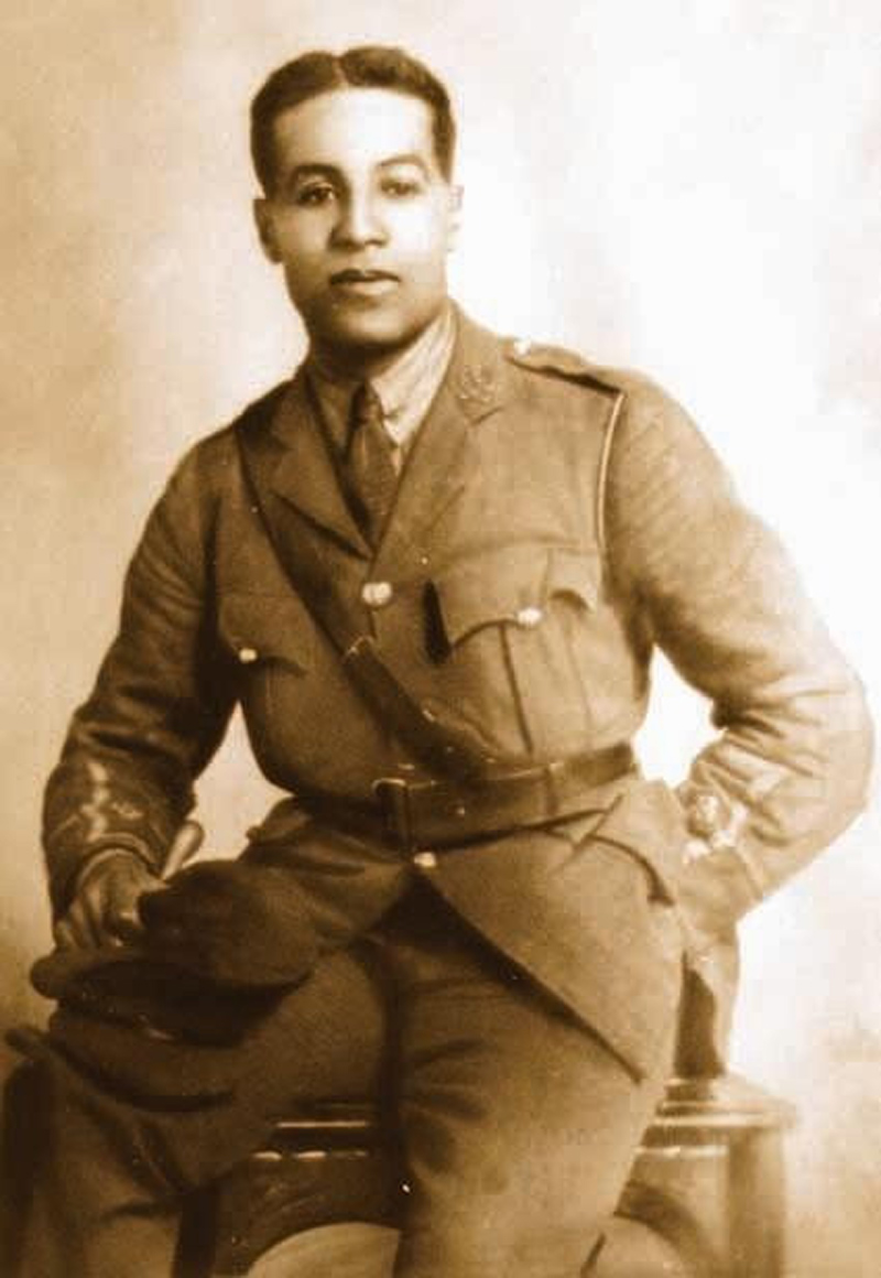 Walter Tull Army Hero