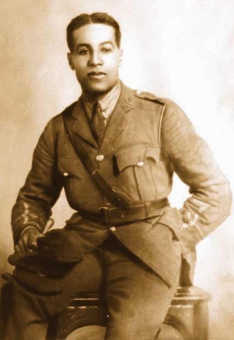 Walter Tull Army Hero