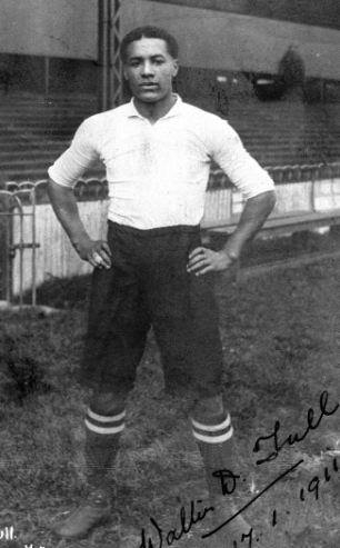 Walter Tull Football Legend